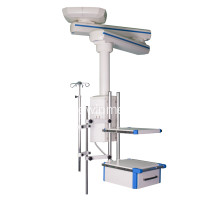 doble brazo Ceiling Rotator Medical Pendant